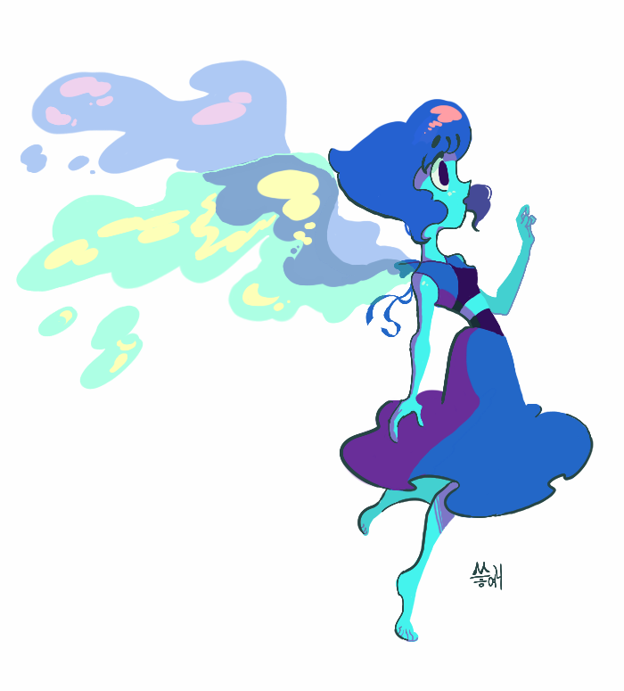 Lapis Lazuli..