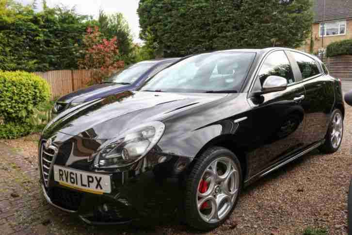 Alfa Romeo Giulietta 1.4 TB MultiAir 170bhp Veloce. car for sale