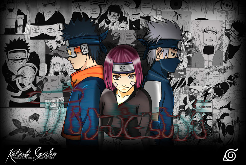 Kakashi Chronicles On Hiddenleafvillage – Migliori Pagine da Colorare