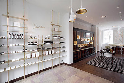 Upscale Cosmetic Boutique Design In Brussels – Commercial Interior
