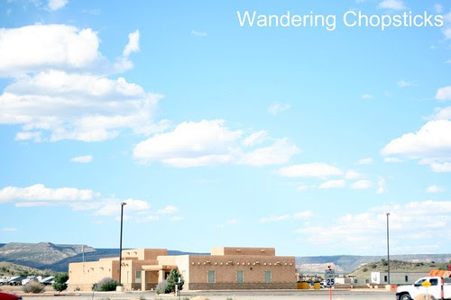 3 Adobe Building - New Mexico