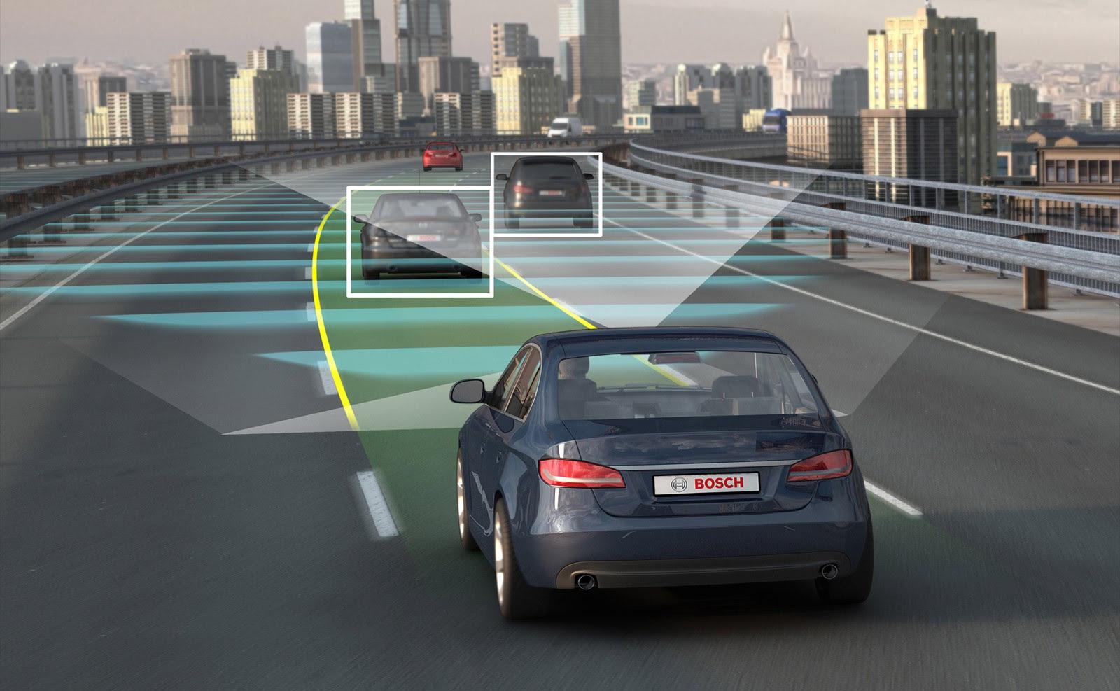 LG desarrollará nuevos servicios para vehículos autónomos
