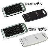 ソーラーチャージャー LET-11ブラック GALAPAGOS iPhone Xperia PSP Foma対応
