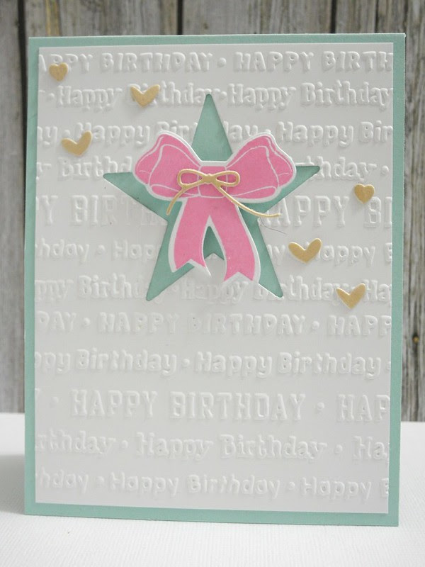 Happy Birthday Bow