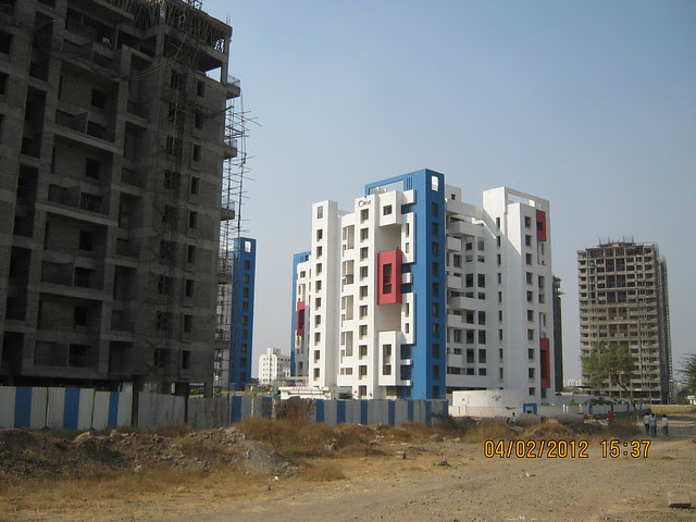 Oravi & Vatika - Visit Gini Viviana, 2 BHK 2.5 BHK 3 BHK Flats & 3 BHK Duplex, behind MITCON, opposite Balewadi Sports Complex, Balewadi, Pune 411 045