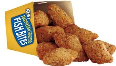Fast food news long john silver 39 s fishbites for Long john silvers fish