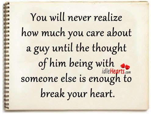 Never Cared Too Much Quotes Caring Too Much Quotes Sayings