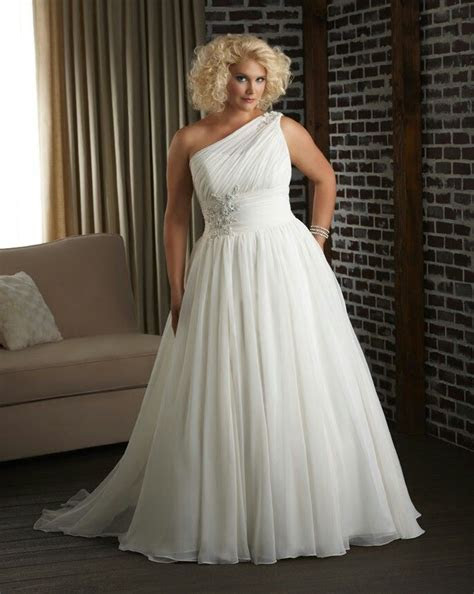 Plus Size Wedding Dresses for Ideas