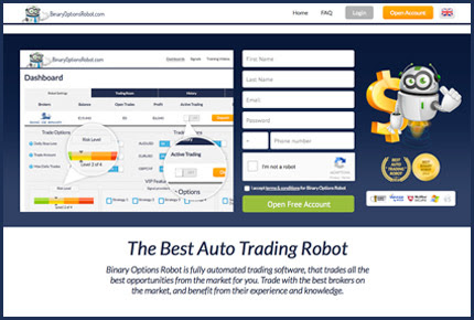 Binary option robot in south africa