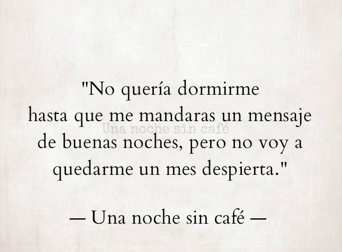 Imagenes De Una Noche Sin Cafe Imagenes