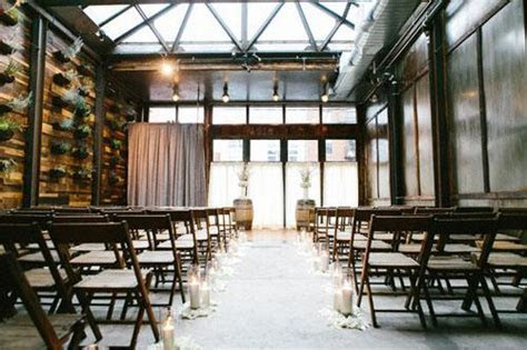 Wedding Venue Review: The Brooklyn Winery in NY