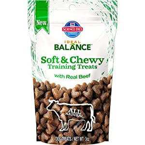 Soft and Chewy Training Treats with Real Beef Dry Dog Food ...