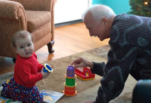 Papa & Violet