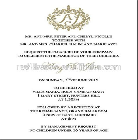 Kerala Hindu Marriage Invitation Letter   Joy Studio