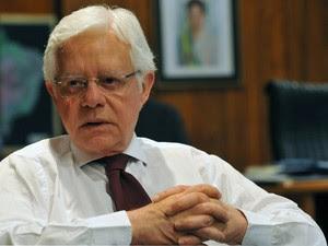 O ministro da Secretaria de Aviação Civil, Moreira Franco (Foto: Valter Campanato/ABr)