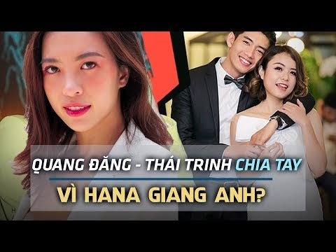 Quang Đăng 'tòm tem' với Hana Giang Anh, Thái Trinh: 'Trời biết đất biết cả đấy!'