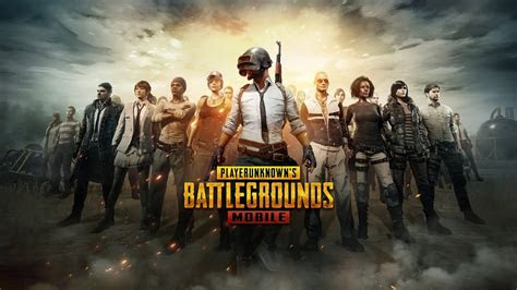 pubg mobile characters playerunknowns