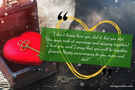 164 Wedding Anniversary Wishes For Parents