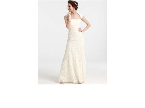 Used Other Ann Taylor Isabella lace wedding dress #282532