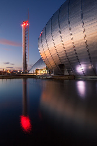 Glasgow Science Centre by tdave