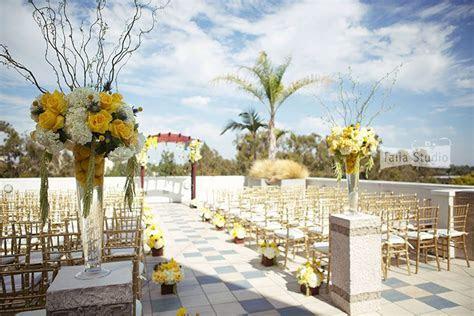 Elegant Rooftop Wedding Venue in Southern California