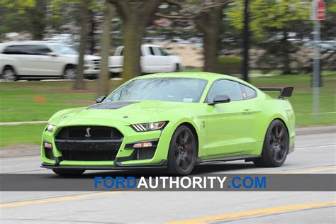 Ford Mustang Shelby Gt500 Manual