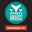 Nominate Gianni Ladorghini for a social media award in the Shorty Awards!