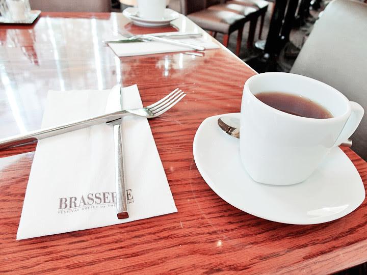 regent taipei morning breakfast