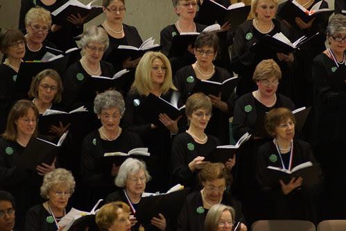 Chorus North Shore women 2 by mehjg