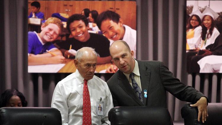 LAUSD School Board
