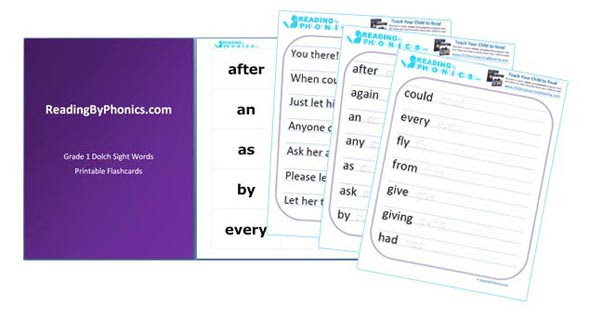 Learning To Read With ABC Phonics Activities And Printable