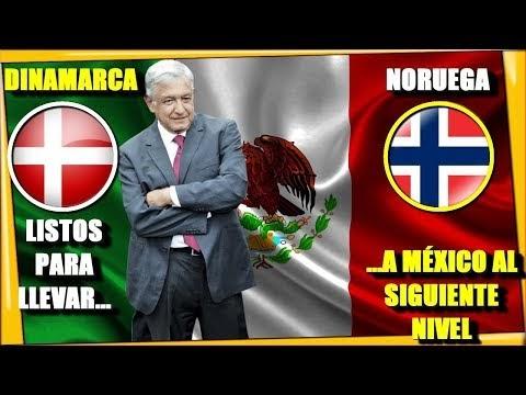 ¡DINAMARCA Y NORUEGA LISTOS PARA APOYAR A MEXICO! A FAVOR DEL PLAN DE AM...