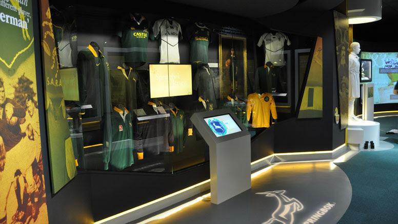 Springbok Experience Museum