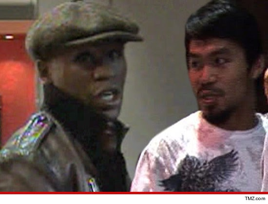 Floyd Mayweather Jr. Ordered to Pay Pacquiao $114,000
