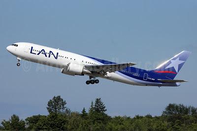 LAN Airlines (Chile) Boeing 767-316 ER CC-BDF (msn 41746) PAE (Nick Dean). Image: 908823.