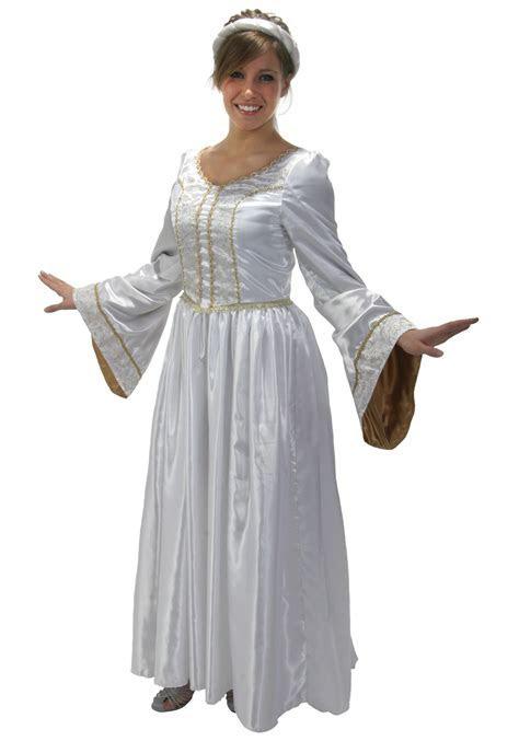 Renaissance Wedding Dress Costume