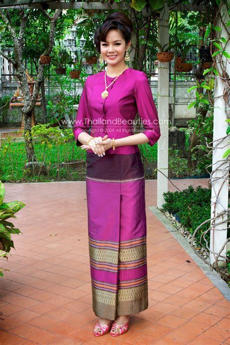 amazing thailand:  Thai Clothing