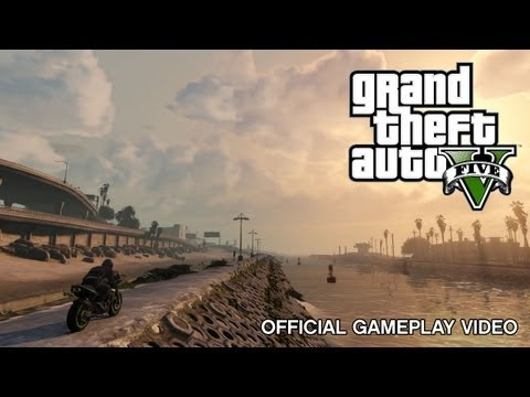 Grand Theft Auto 5 Arriving On PC This Autumn