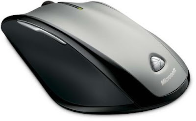 Microsoft Wireless Laser Mouse 6000 v2 - Review