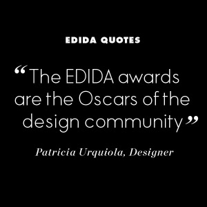 Edida Elle Deco International Design Awards