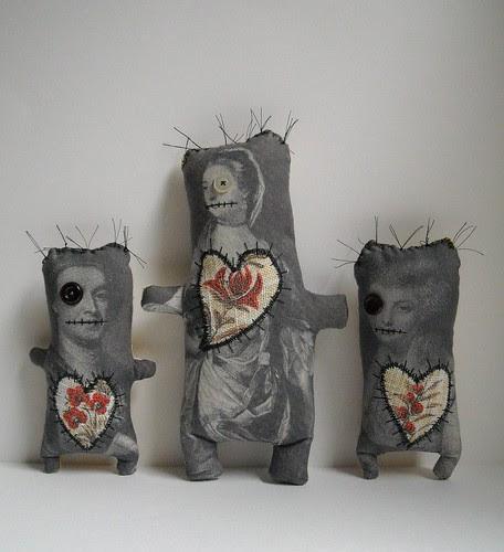Voodoo Bunch by junkerjane.