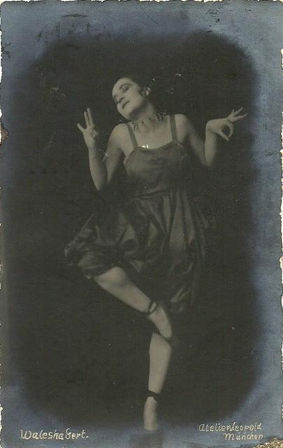 Valeska Gert, 1918