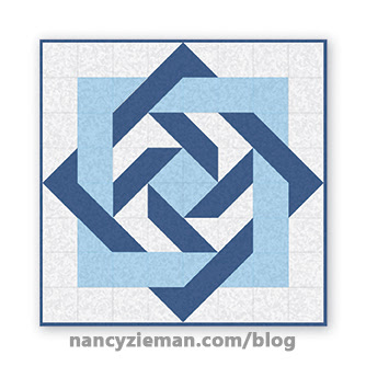 Illusion Quilts Made Easy By Nancy Zieman Sewing With Nancy