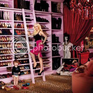 Celebrity Closet: Christina Aguilera