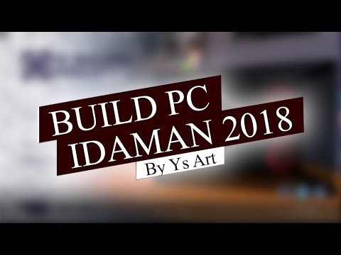 PC Gaming Idaman 2018