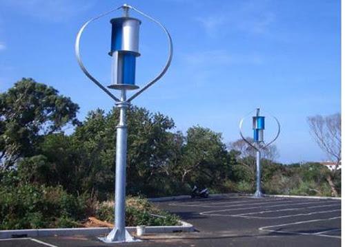 Esempio turbina