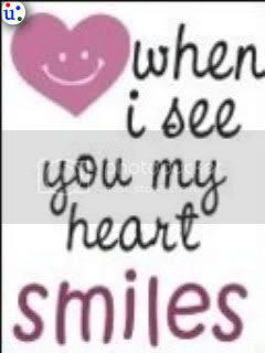 When I See You My Heart Smiles Pics Smile Images When I See You My