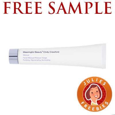 Free Sample Meaningful Beauty Deep Cleansing Masque ...