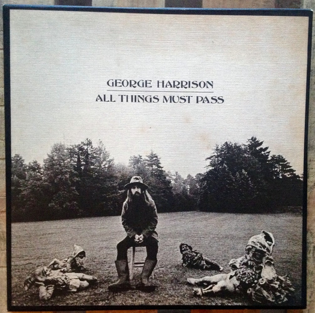George Harrison, coffret All Thing Must Pass