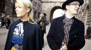 Jomme Åkesson & Luise Erixon
